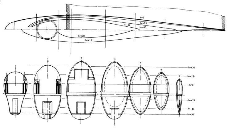 Metk3 model airplane plan