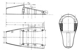 Metk4 model airplane plan