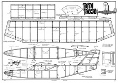 Mini Mojo model airplane plan