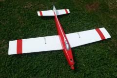 Mini Pacer model airplane plan