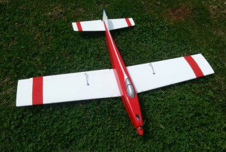 Mini Pacer model airplane plan