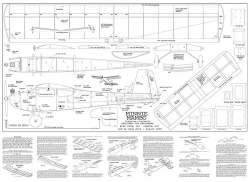 MinnieMambo model airplane plan