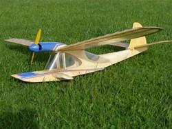 Miranda model airplane plan