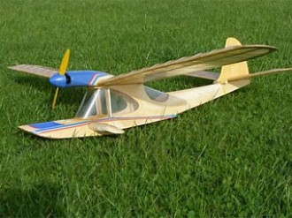 Miranda model airplane plan