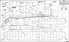 Miss 38 300dpi model airplane plan