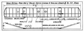 Miss Philadelphia VI p2 model airplane plan