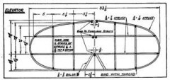 Miss Philadelphia VI p3 model airplane plan