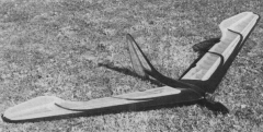 Monarch model airplane plan
