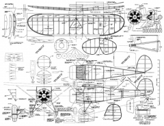 Monocoupe 110 Special 26in model airplane plan