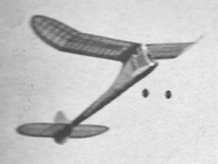 Mousetrap model airplane plan