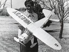 Howard DGA-6 Mr Mulligan - Rubber model airplane plan