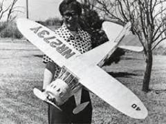 Howard DGA-6 Mr Mulligan - Rubber model airplane plan