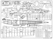 Mudhopper model airplane plan