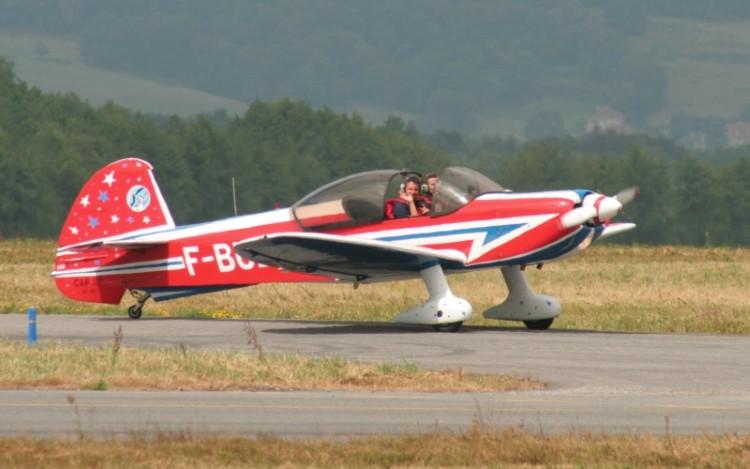 Mudry Cap 10 B model airplane plan