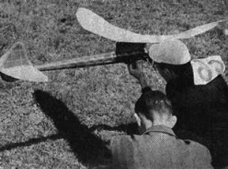 Narico model airplane plan