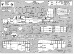 Navion 2 model airplane plan