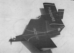 Necromancer model airplane plan