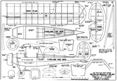Nicholas-Beazley NB-8G model airplane plan