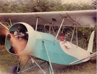 Nicholas Beasley NB-8G model airplane plan