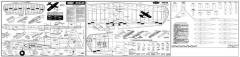 Nobler 2 model airplane plan