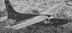 O.K. 2.02 model airplane plan