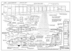 Ogar-FM-08-77 model airplane plan