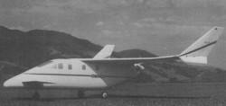 Omac-1 model airplane plan