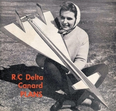 P1174 model airplane plan