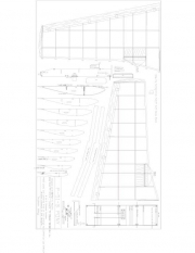 P51B Pony 3 Model 1 model airplane plan