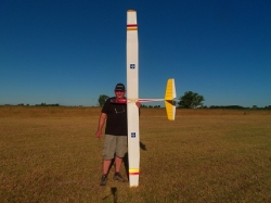 GACEL model airplane plan