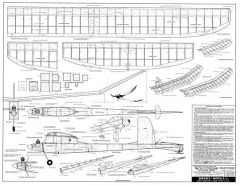 Payee model airplane plan