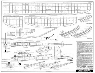 Payee model airplane plan