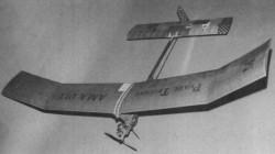 Pearl Trucker model airplane plan