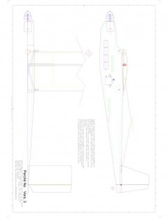 PercheNo3 1 Model 1 model airplane plan