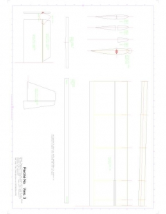 PercheNo3 2 Model 1 model airplane plan