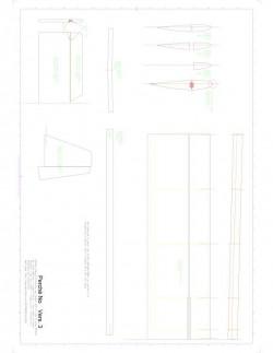 PercheNo3 2 Model 1 model airplane plan