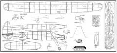 Phantom Fury model airplane plan