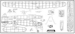 Phantom Fury model airplane plan