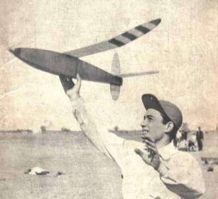 Philosophal Stone model airplane plan