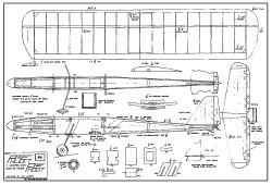 Phleet phoot plan model airplane plan