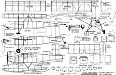 Pilatus model airplane plan