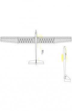 Planer2 Model 1 model airplane plan