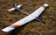 Dardo model airplane plan