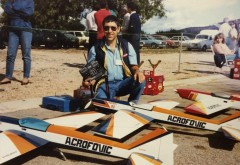 Acrofovic model airplane plan