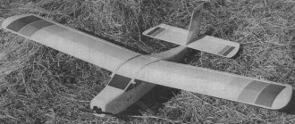 Pleaser model airplane plan
