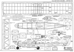 Pondhopper-RCM-03-76-634 model airplane plan
