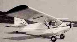 Pony Max 82 inch model airplane plan