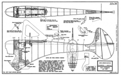PopSchreiber model airplane plan