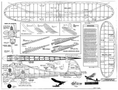 Powerhouse 41 Berkeley model airplane plan