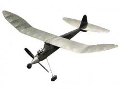 President model airplane plan